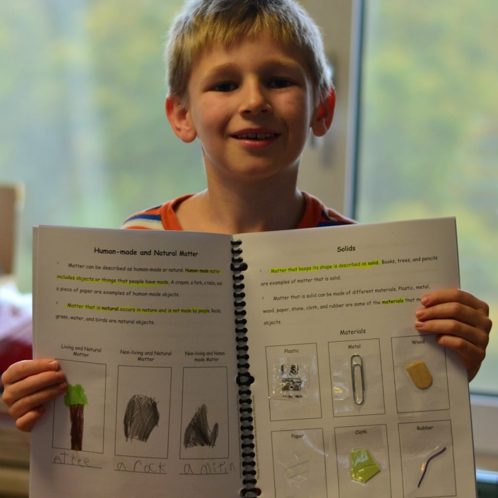So Proud of His work! Nancy Larson Science 2