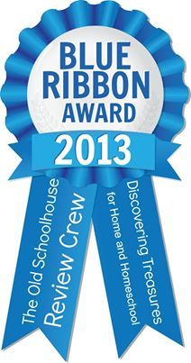 Schoolhouse Review Crew Blue Ribbon Awards- Our Favorite Homeschooling Resources