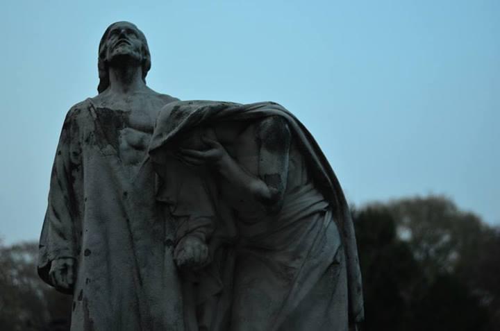 Wordless Wednesday: Day of the Dead, Kerepesi Cemetery, Budapest