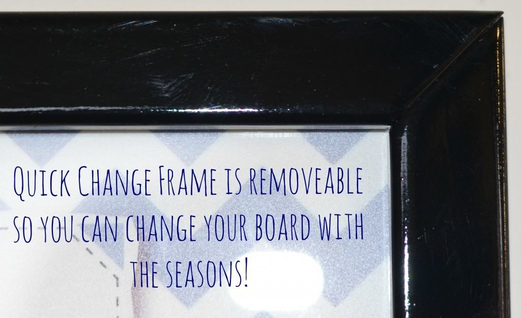 Get Organized in 2014 {Tailor Made Whiteboards Review and GIVEAWAY}