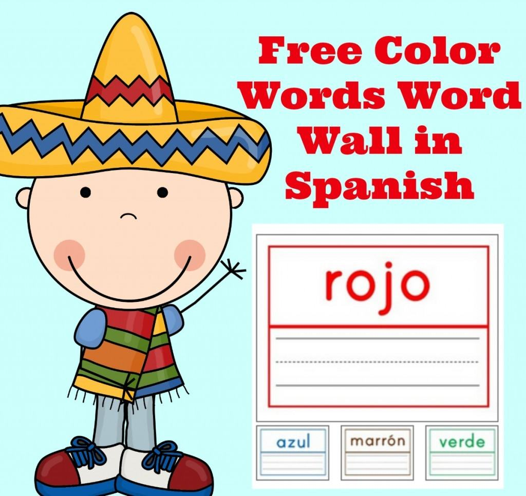 Free Spanish for Elementary – Only Passionate Curiosity