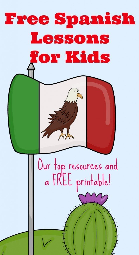 Free Spanish for Elementary