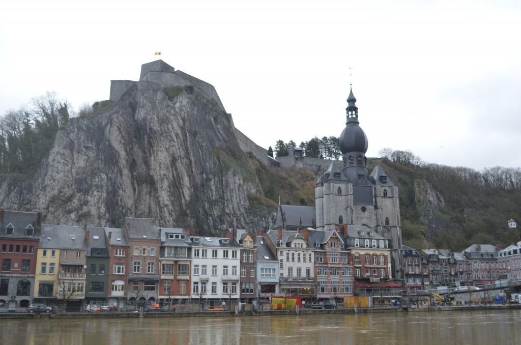 Field Trip Friday: Dinant Citadel, Belgium