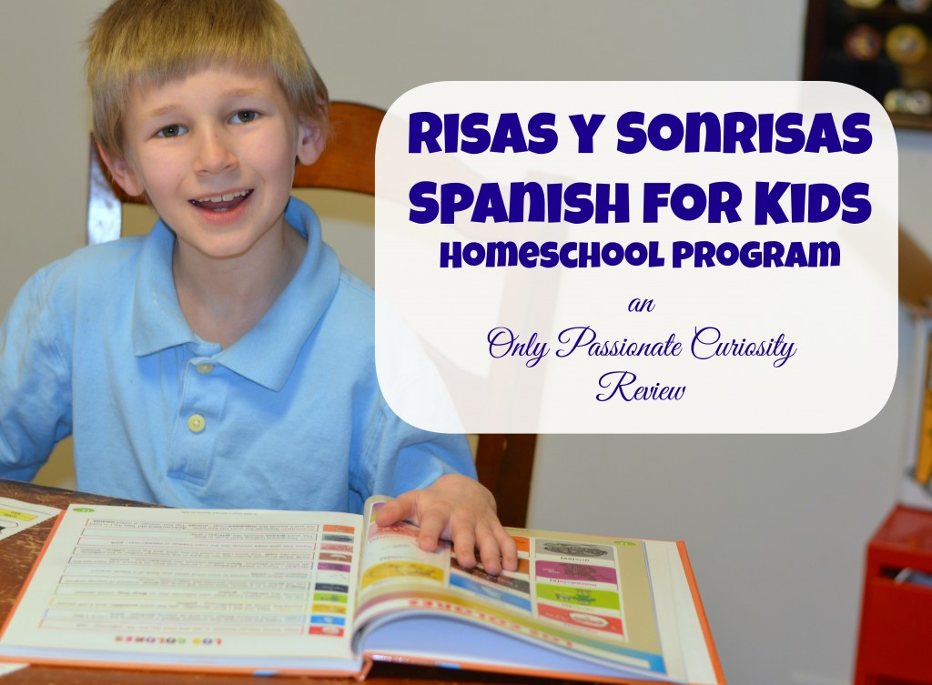 Spanish for Kids homeschool spanish review