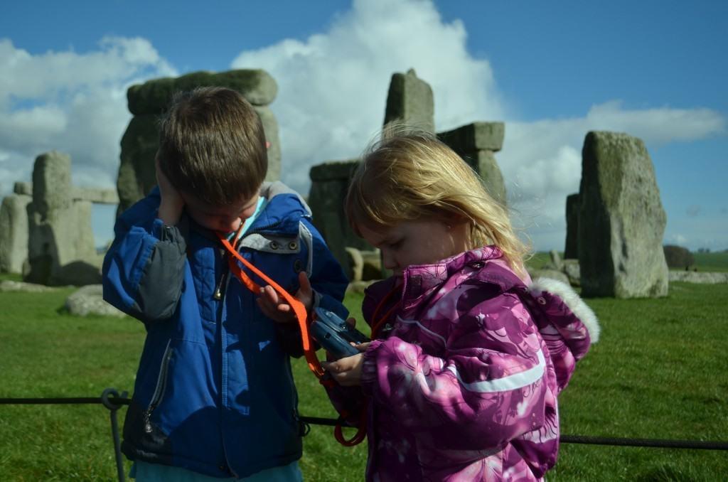 Field Trip Friday: Stonehenge, England