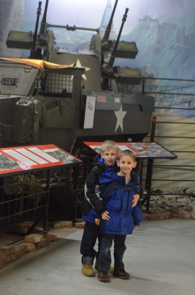 Field Trip Friday: Life on the Warfront, Battle of the Bulge