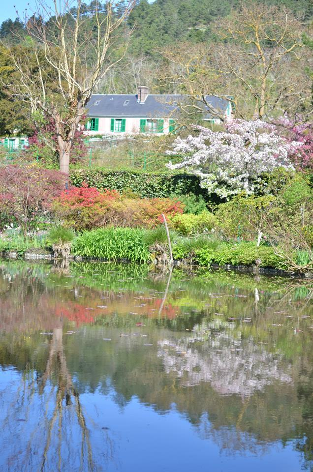 Wordless Wednesday: Monet's Garden, Giverny, France