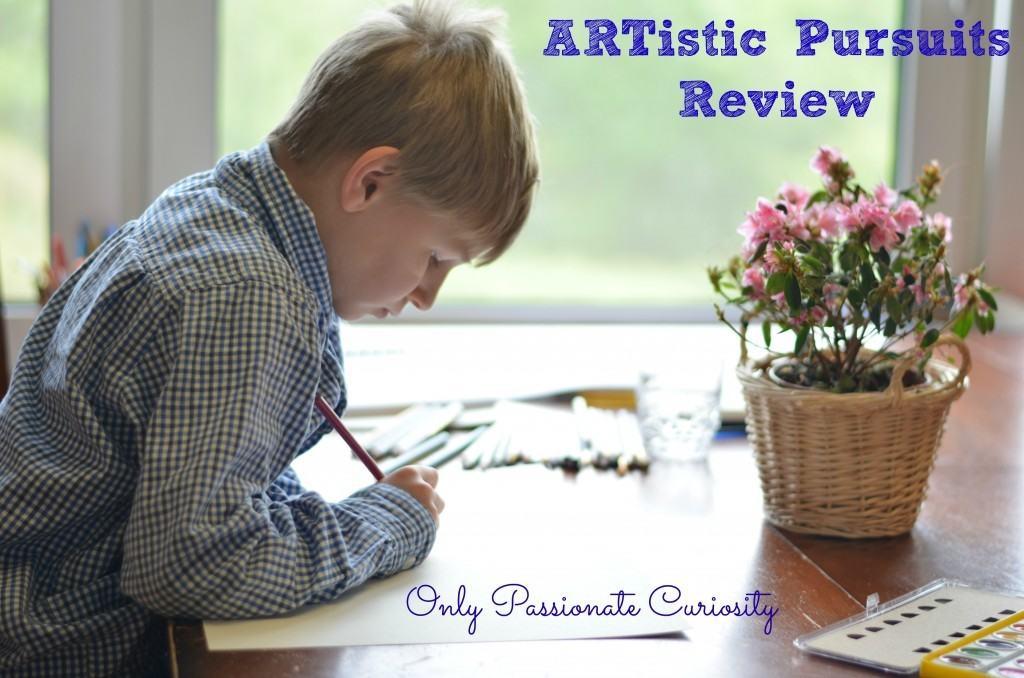 ARTistic Pursuits {Schoolhouse Crew Review}