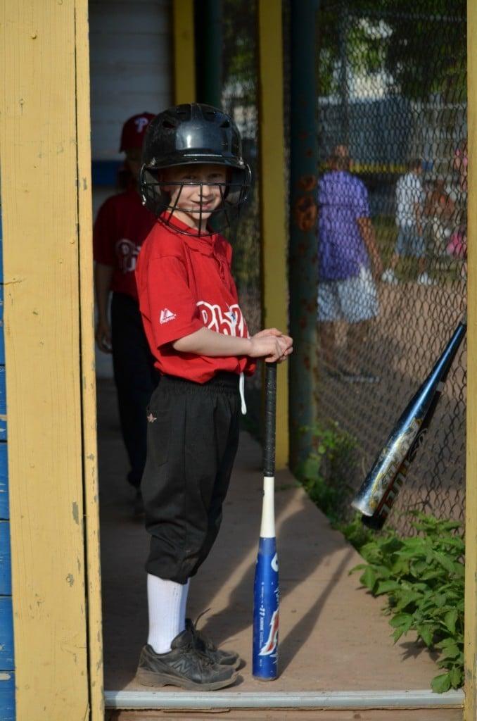 Wordless Wednesday: Baseball Season