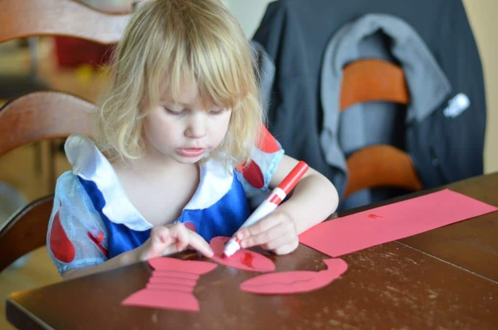 Mother Goose Monday: The Cutest Craft EVER