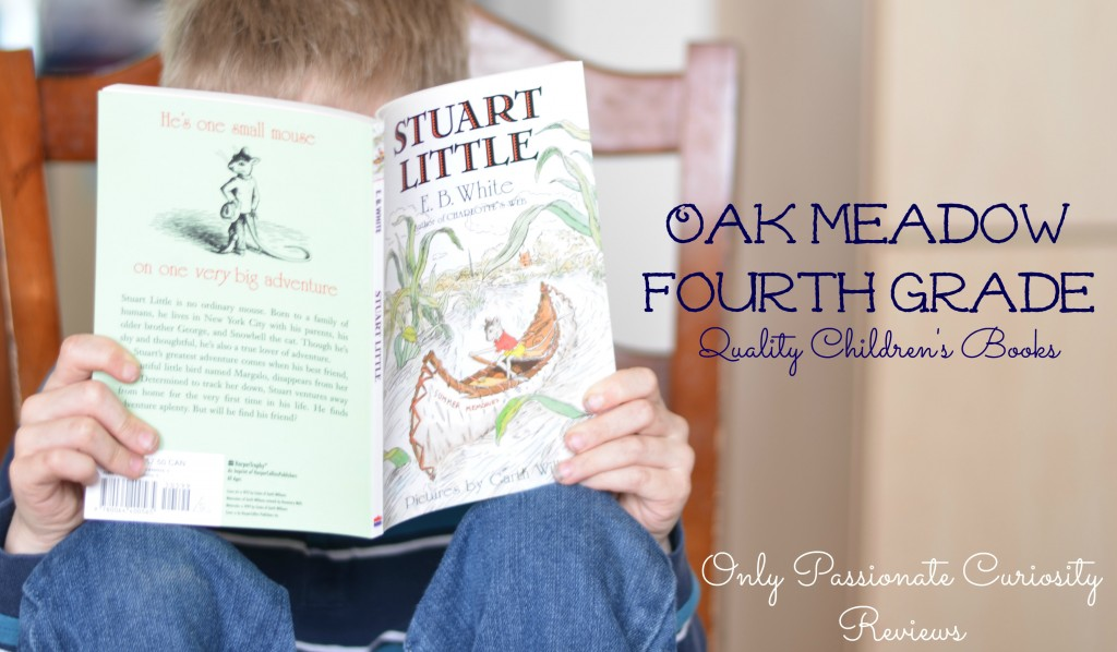 WIN Oak Meadow- read our 4th grade review
