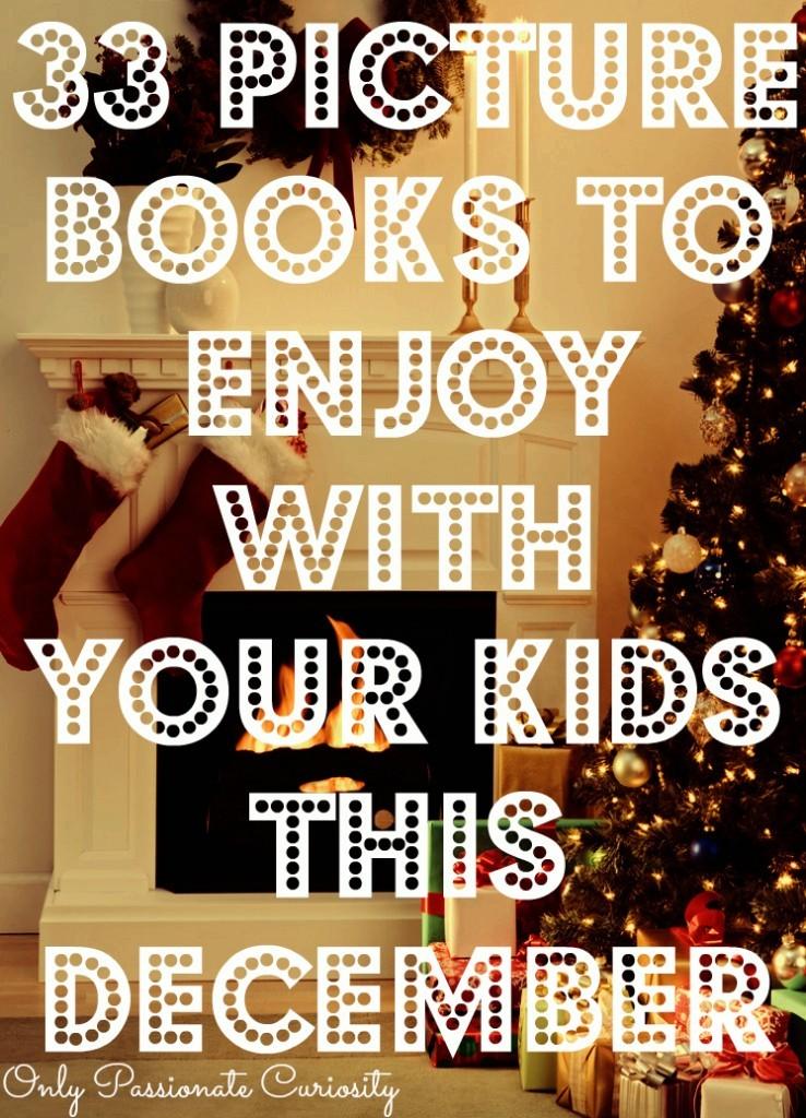 Kid's Christmas Reading List