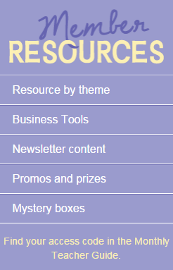 Mother Goose Time Online Resources