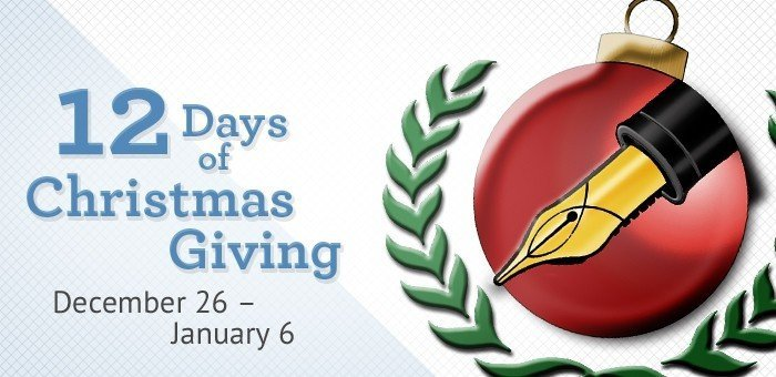 Institute for Excellence in Writing Giveaway { 12 Days of Christmas }