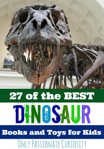 Dinosaur Book List