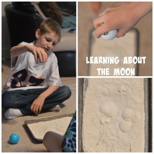 Learning about the Moon