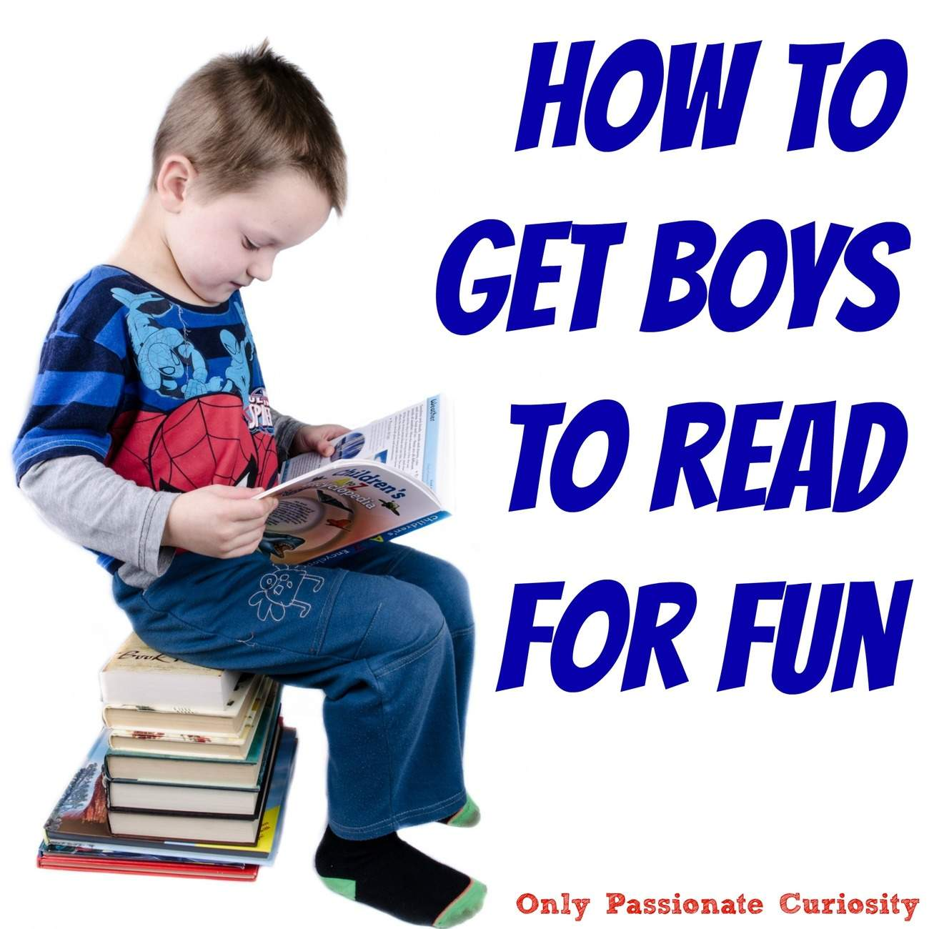 How I got my Kids to Read for Fun