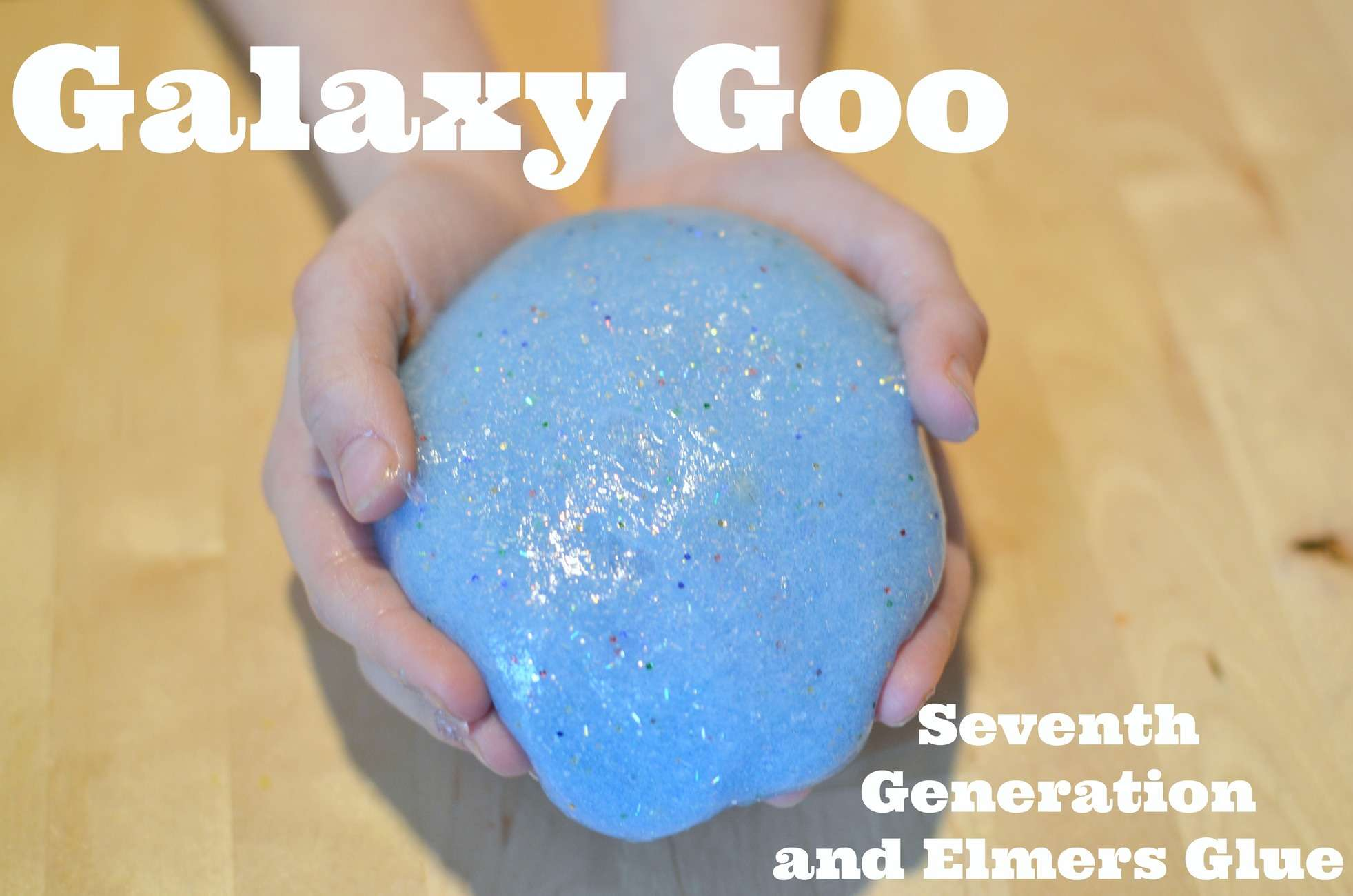 How to make Sensory Goo without Liquid Starch