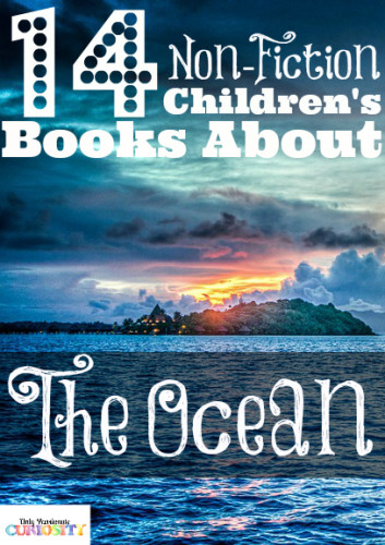 Books for Kids about the Ocean