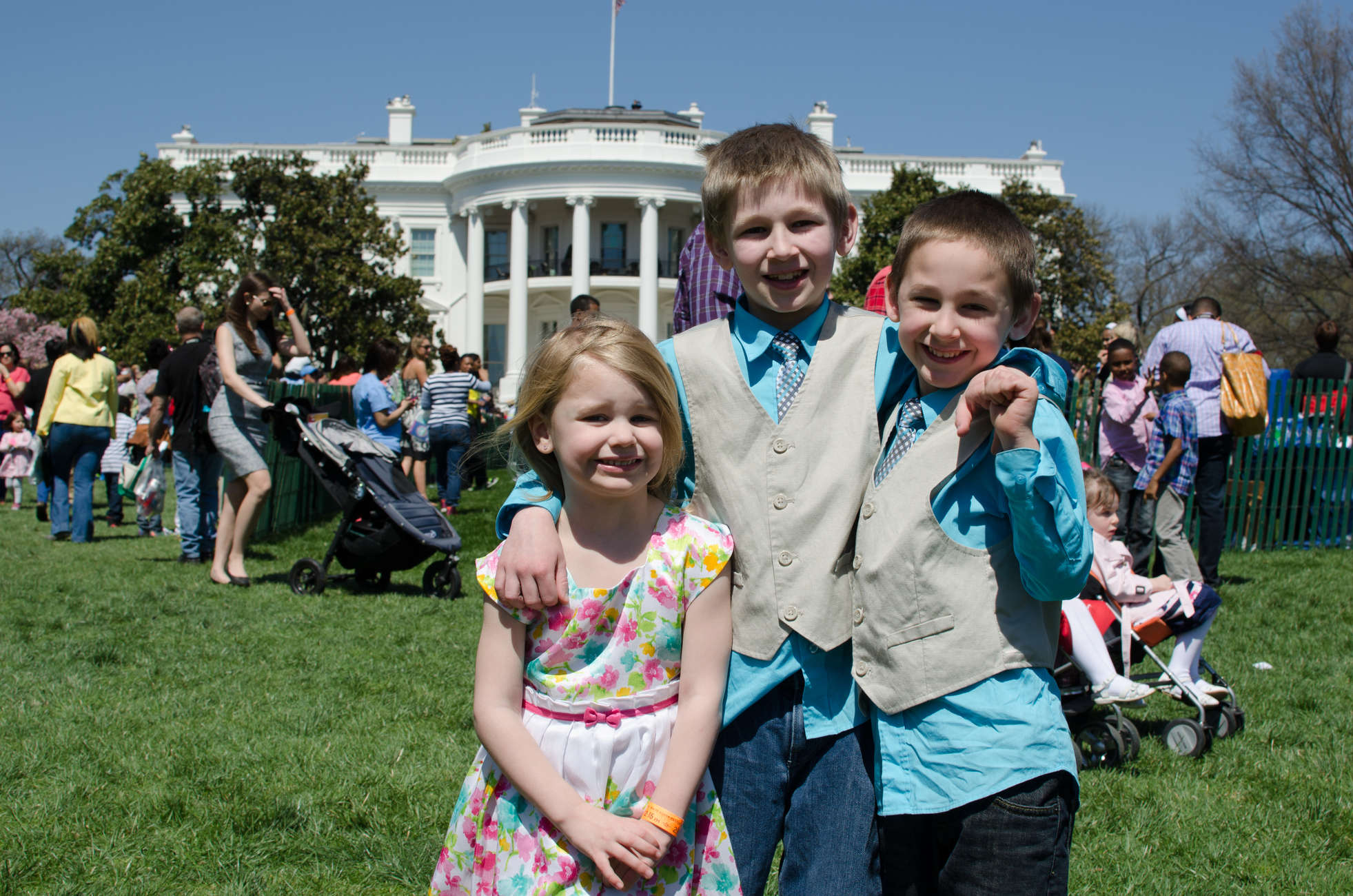Field Trip Friday: White House Easter Egg Roll