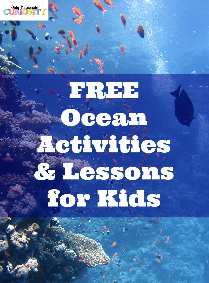 Free Ocean Activities for Kids