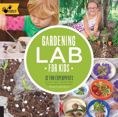 Books about gardening for kids only passionate curiosity for Garden design ideas book