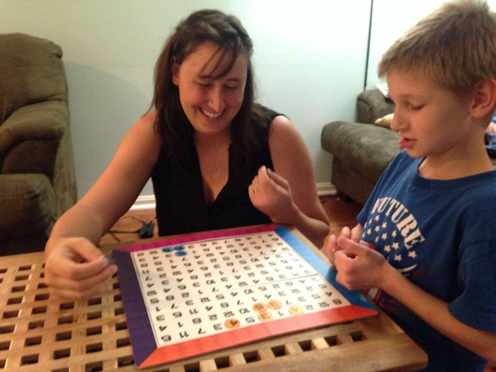Math through Games {SimplyFun Schoolhouse Crew Review}