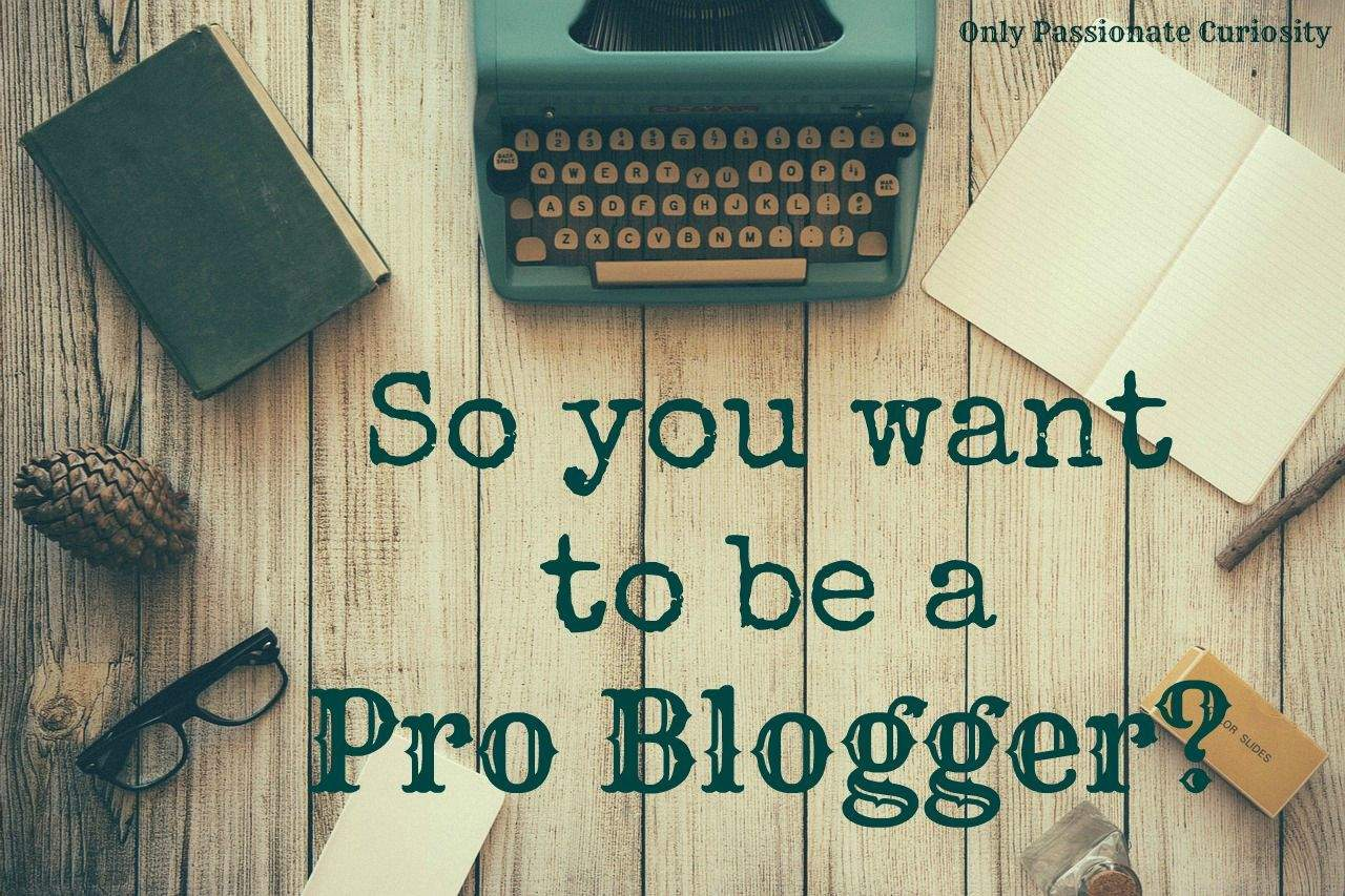 Why You Should Blog {and, How to Start One}