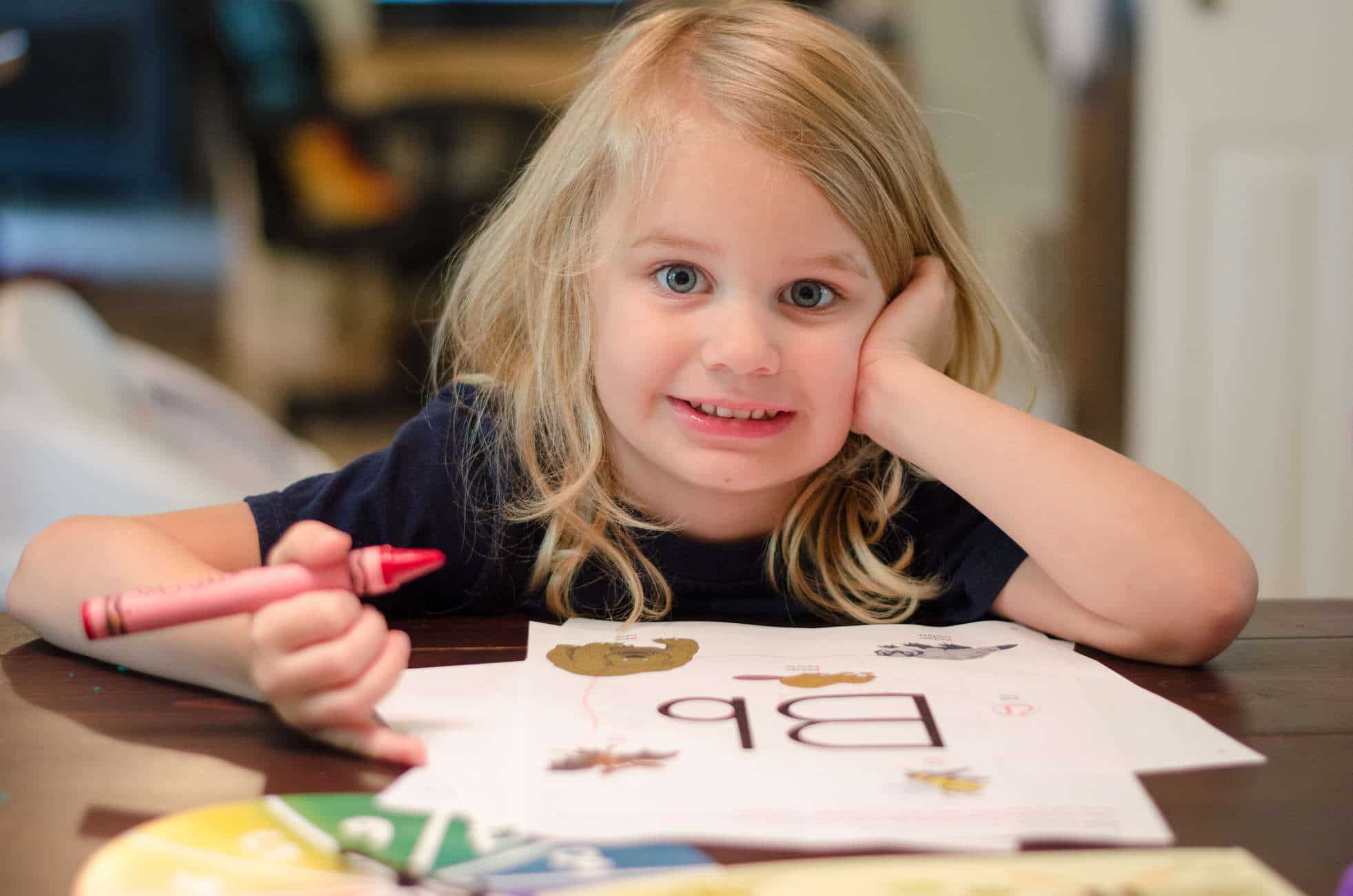 Horizons Preschool {Schoolhouse Crew Review}