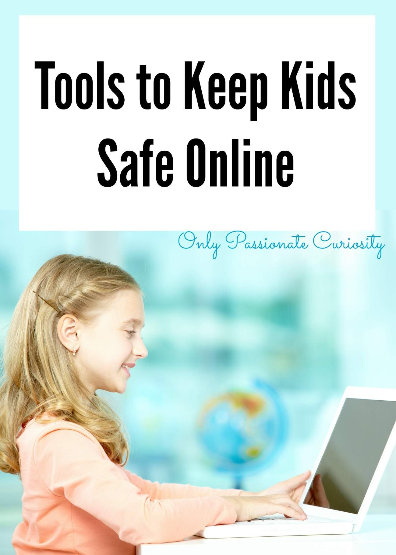 Making the Computer Safe for Kids {Magic Desktop Review}