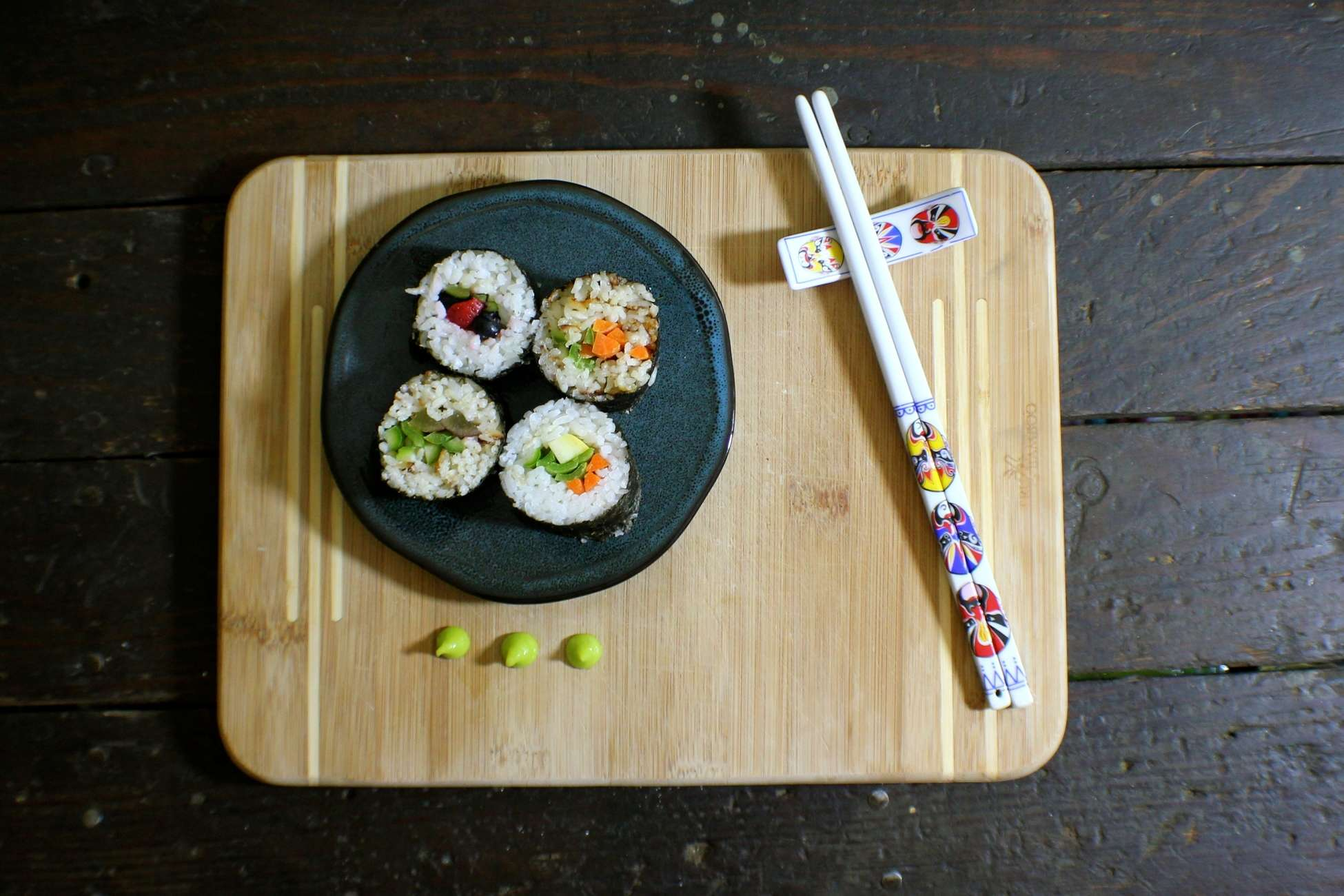 Make Your Own Sushi at Home