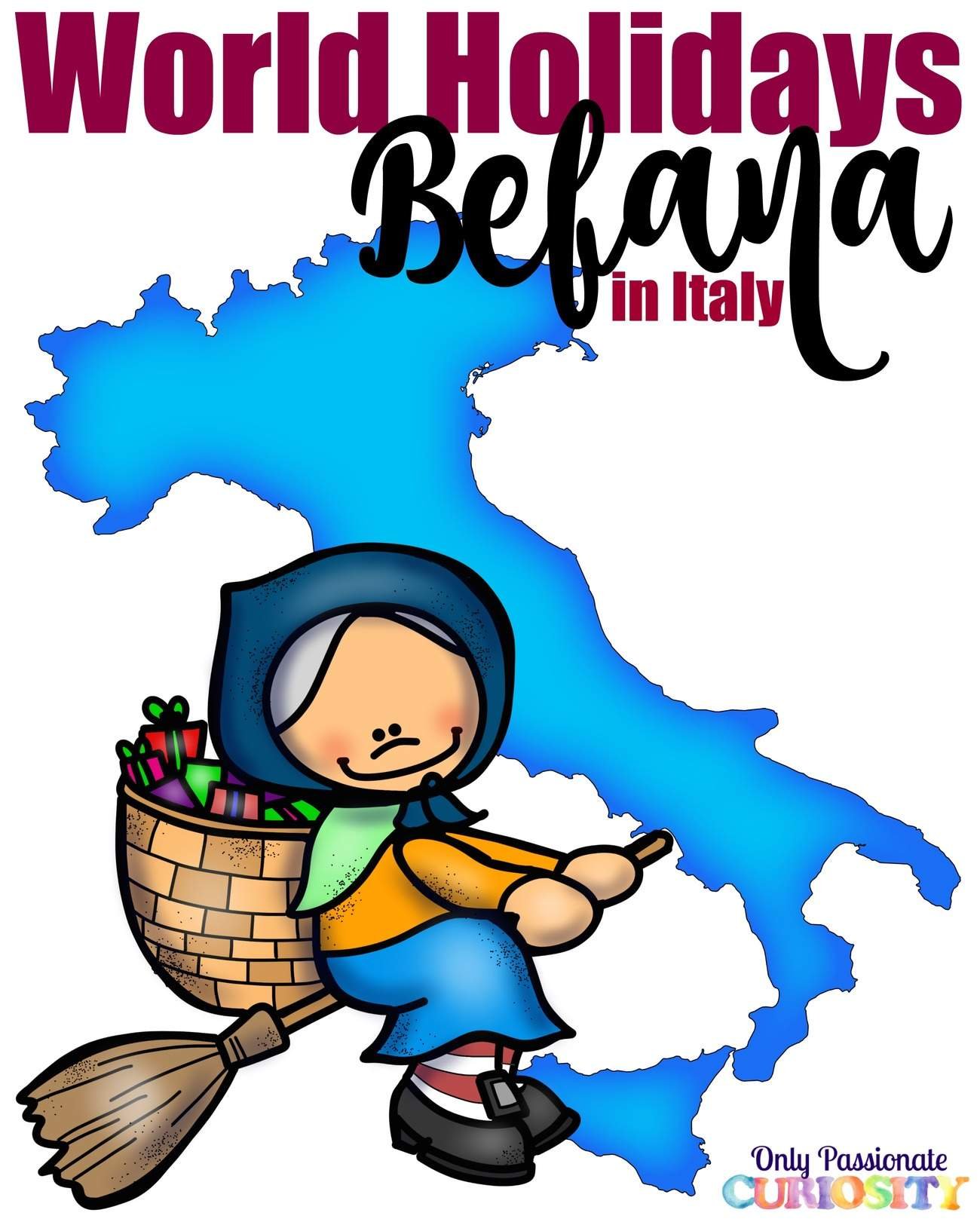 World Traditions: Befana in Italy