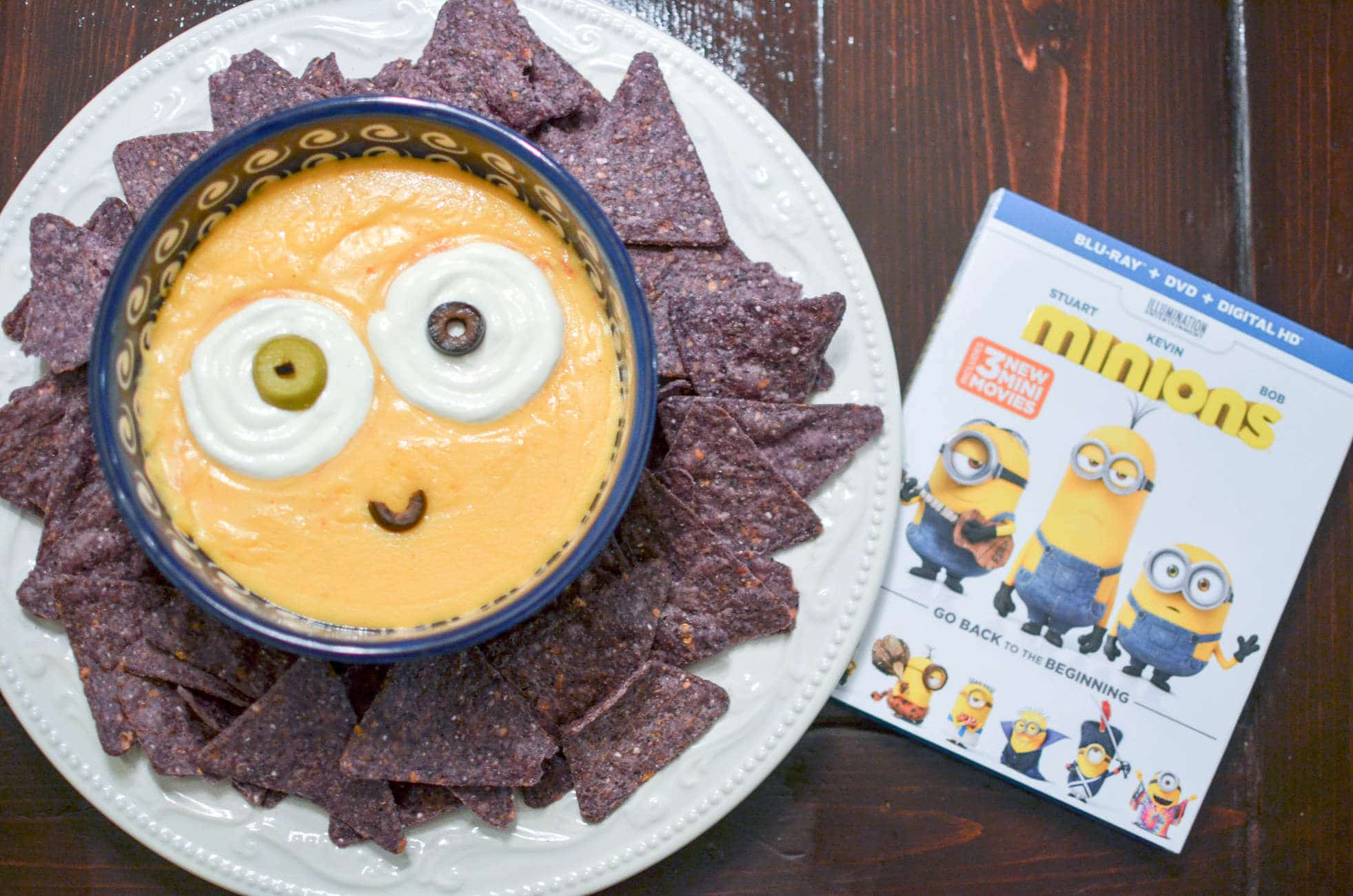 Minion Nacho Movie Night