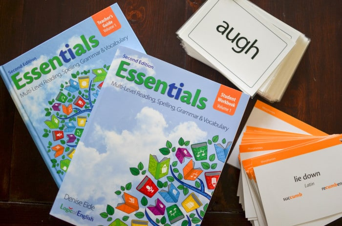 The Logic of English has released their second edition of Essentials!