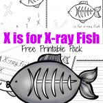 X ray fish