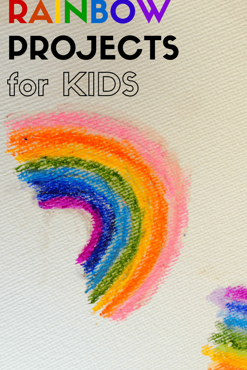 Rainbow Projects for Kids