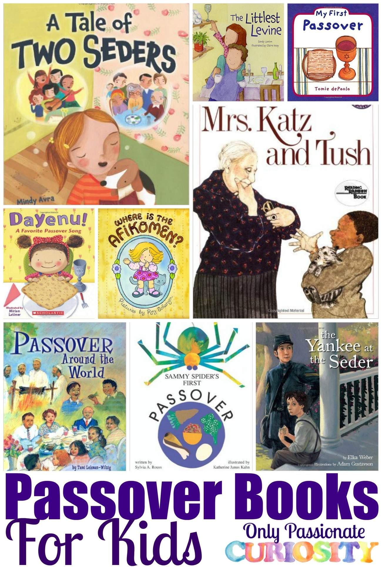 Learning about Passover with Your Children