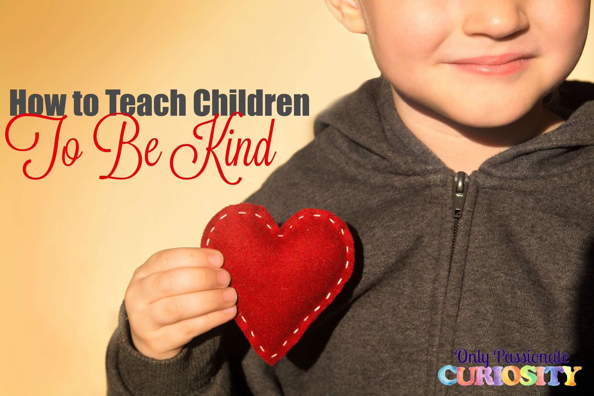 Cultivating Kindness in Your Kids