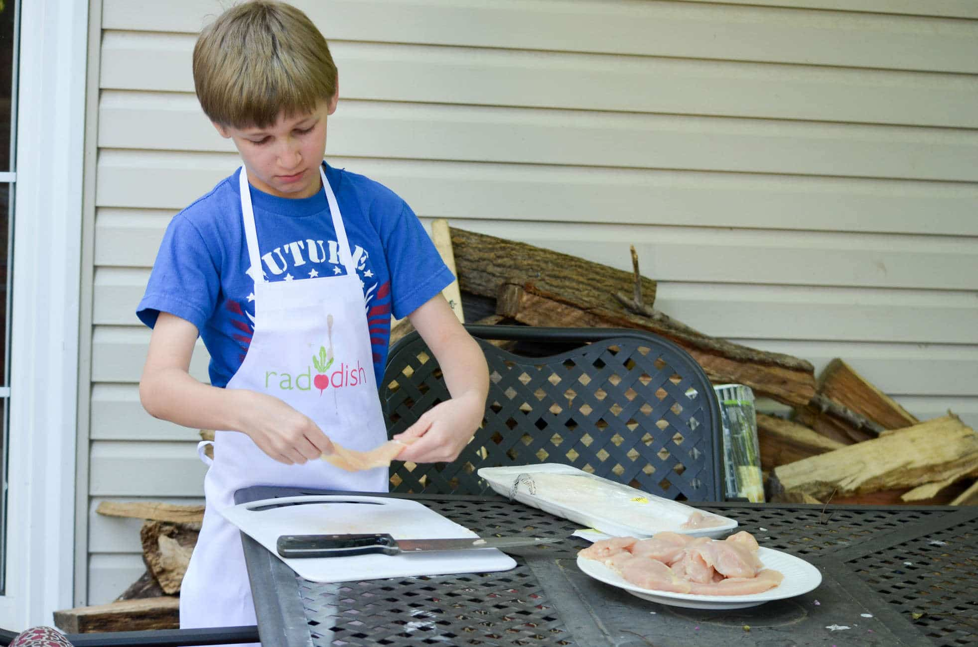 Three Reasons to Get Your Kids in the Kitchen