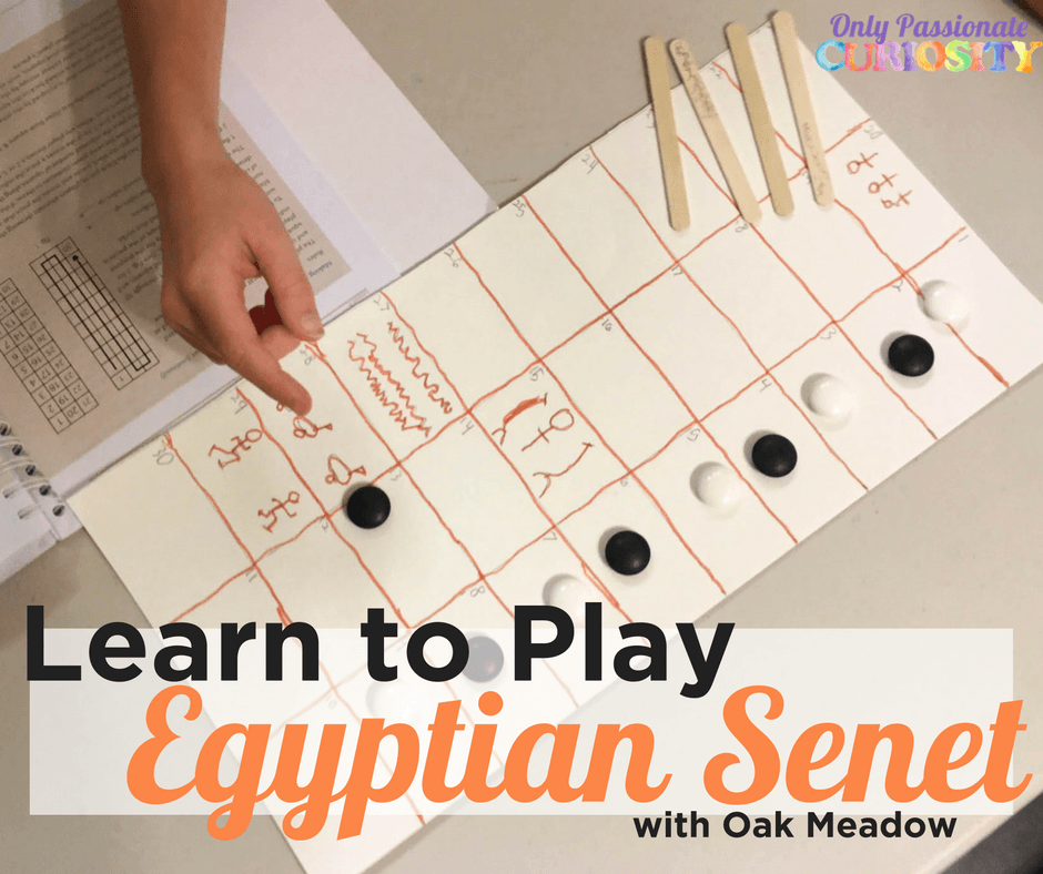 Learn to Play: Egyptian Senet
