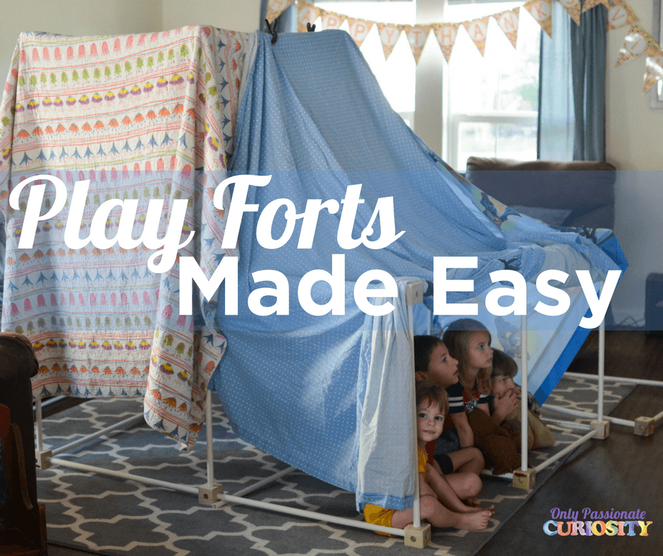Play Forts Made Easy