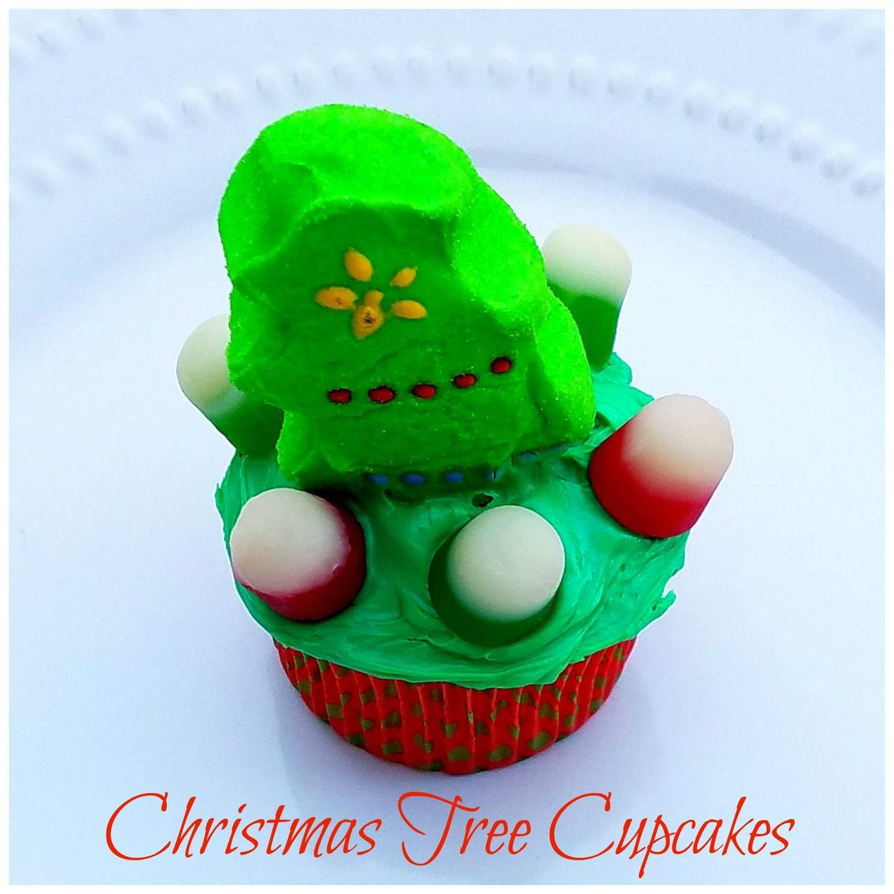 Kids In The Kitchen Fast Amp Easy Christmas Tree Cupcakes