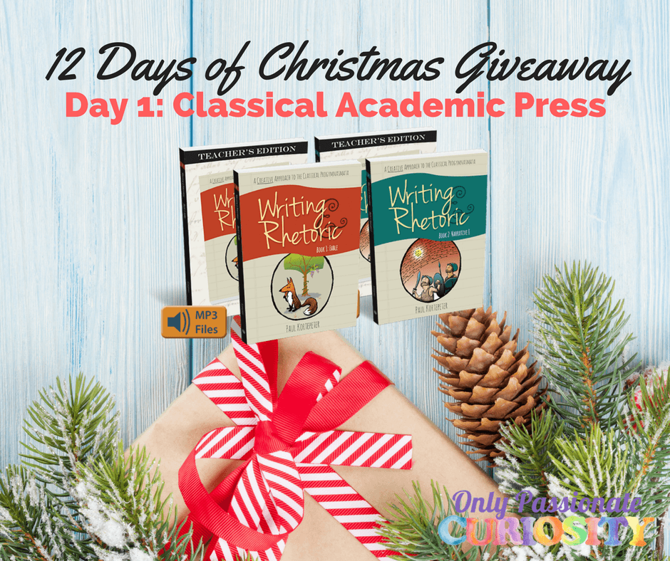 On the First Day of Christmas OPC Gave to Me…
