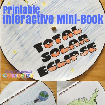 Solar Eclipse Mini-Book