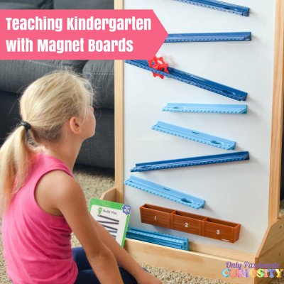 Teaching Kindergarteners STEM with a Magnet Board