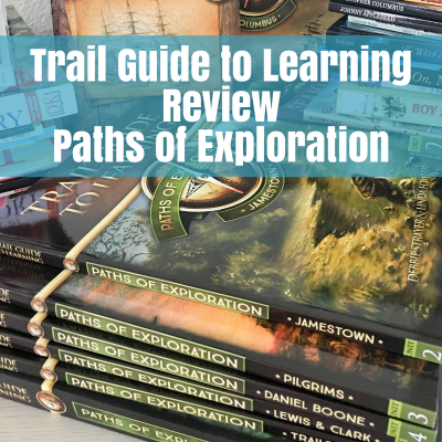 Trail Guide for Learning Paths of Exploration {Review}