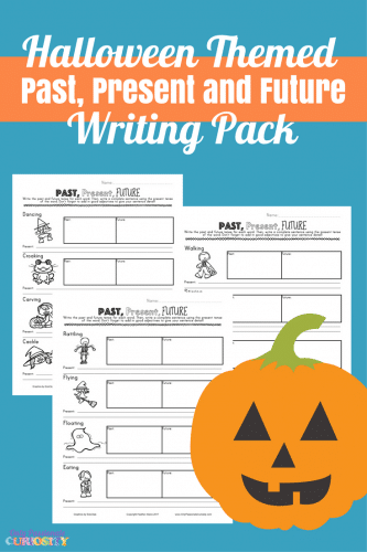 Halloween Past, Present, Future Writing Pack – Only Passionate Curiosity