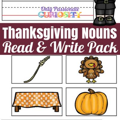 Thanksgiving Nouns