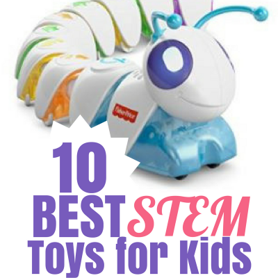 10 Must-have STEM Toys for Christmas!