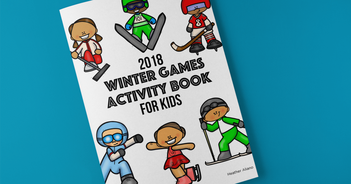 Ready for the 2018 Winter Games?